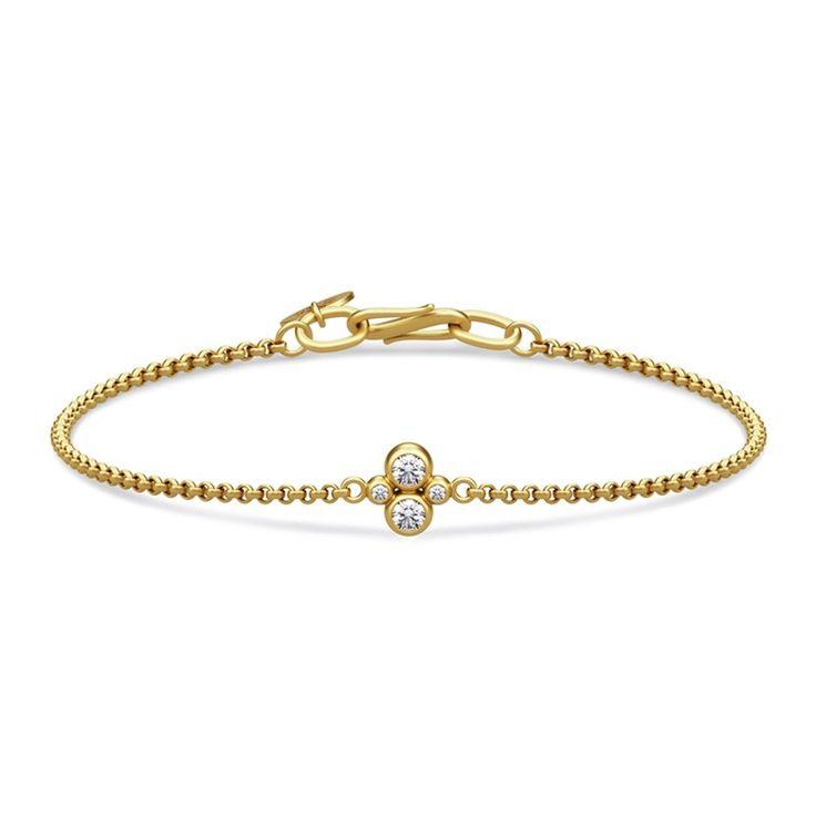 Julie Sandlau Blossom armbånd