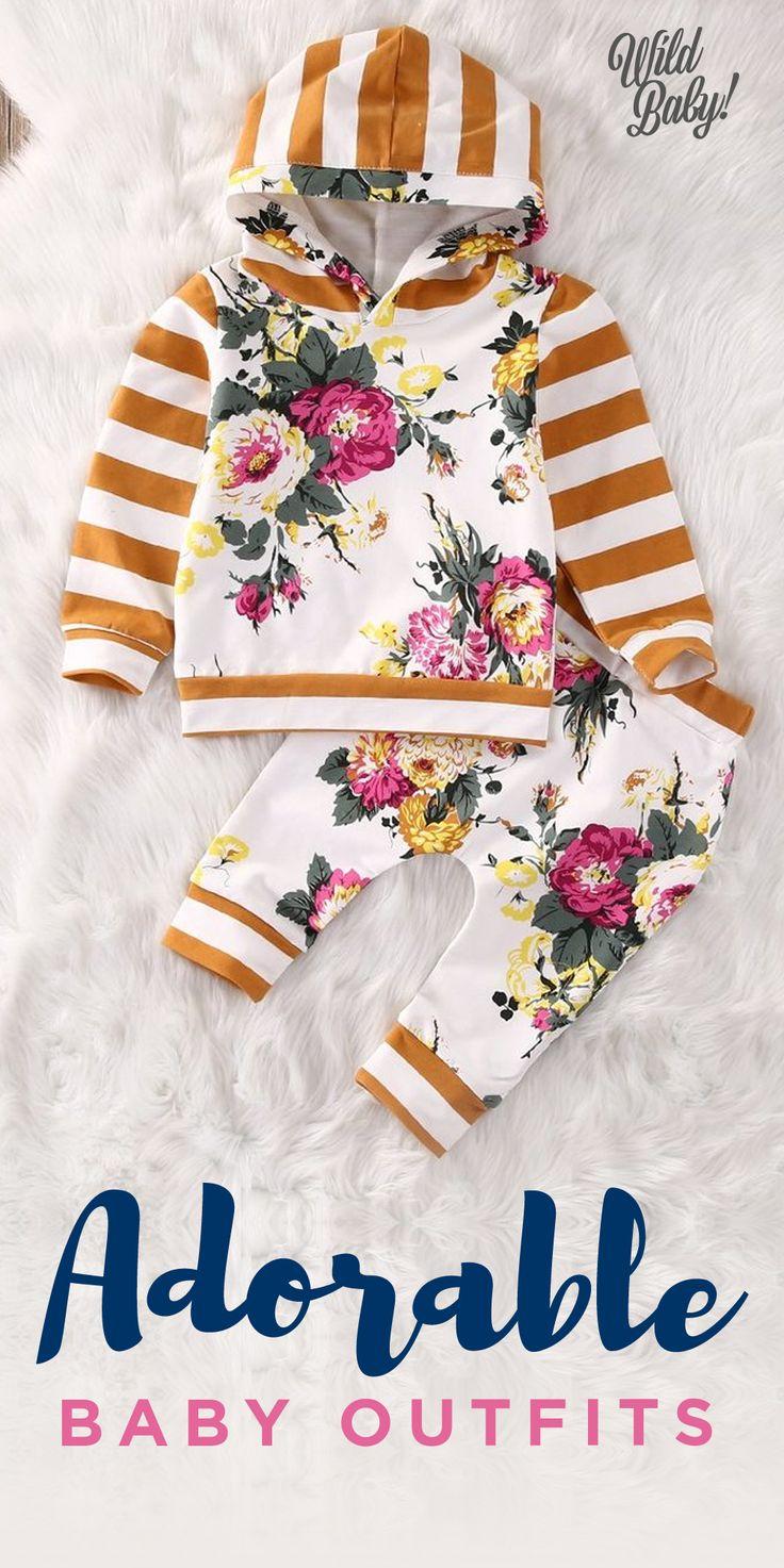Floral 2 Piece Hoodie & Sweatpants