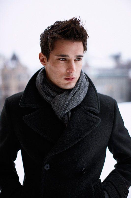 Danny Schwarz - from United Kingdom - model