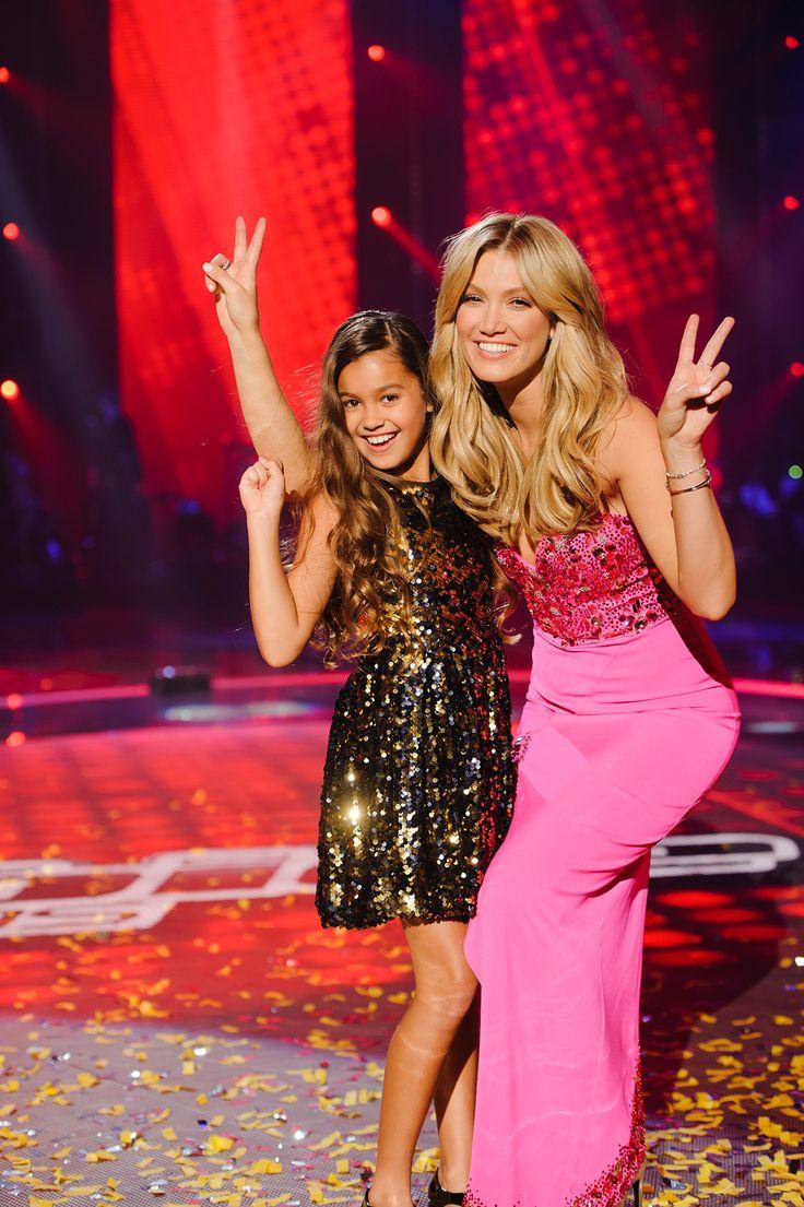 Alexa Is The Winner Of The Voice Kids Australia Tv