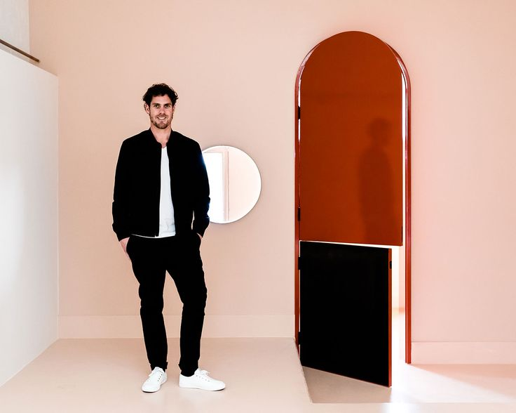 The Melbourne-based interior architect is in the midst of moving into a brand new studio (albeit only a few streets away from his current residence). Here, we get one of the first looks at the new digs.