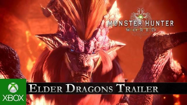 ICYMI: Monster Hunter World - Elder Dragons Trailer