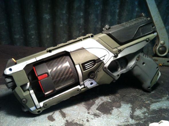 Custom Nerf Strongarm - Johnson Arms