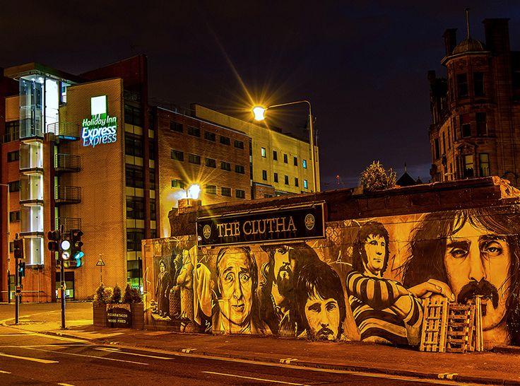 The Clutha Bar, Glasgow