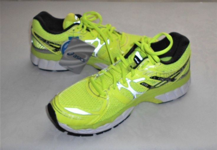 Ascis Gel Nimbus 16 Lite Show Women's Flash Yellow Lightning Black Oxford US 9.5 #ASICS #AthleticRunningOxford