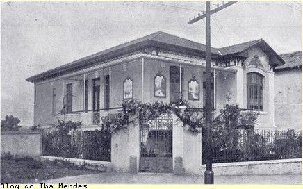Iba Mendes: Mansões antigas de São Paulo - III