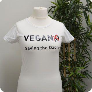 Saving the Ozone #vegan #vegantee #vegantshirt #ozone