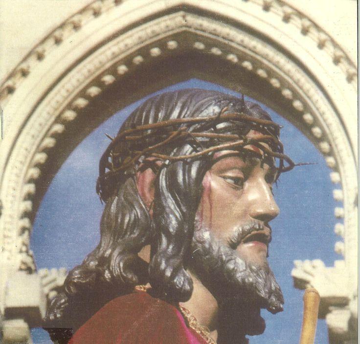 """Semana Santa Cuenca """"Estatutos de la Hermandad de Ntro. Padre Jesús con la Caña"""", 1998 #SemanaSanta #Cuenca #HermandadJesusCaña"""