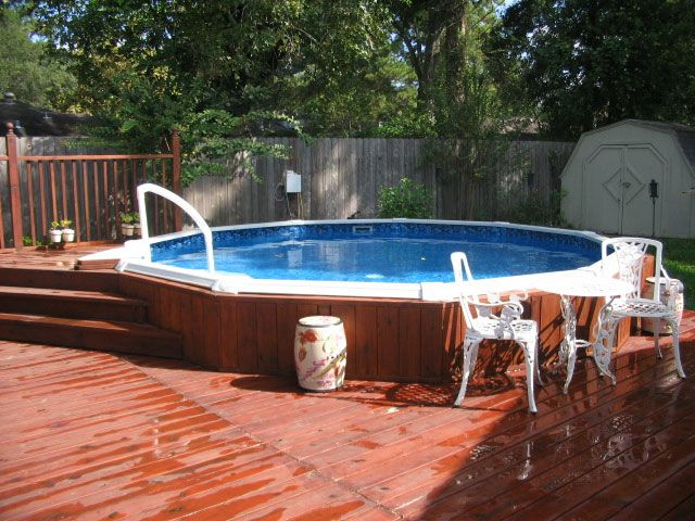 Best 25 above ground pool sale ideas on pinterest for Above ground pool decks for sale