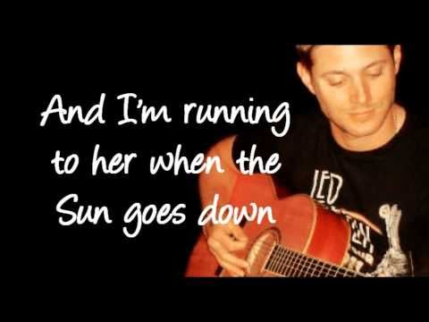 Jason Manns & Jensen Ackles | Crazy Love [lyrics] - YouTube   Oh god yes.... I just love hearing Jensen sing <3