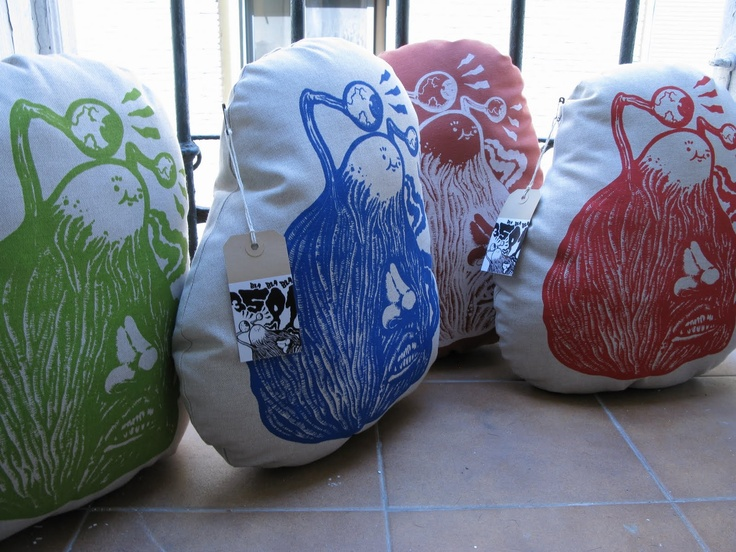 Punzón aka 3501 - Pillows
