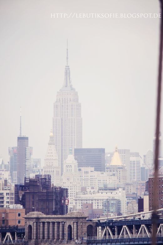 NYC travel / Un voyage à New York