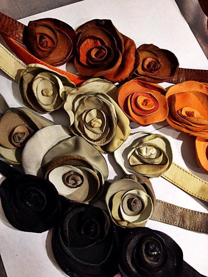 JDK leather belts