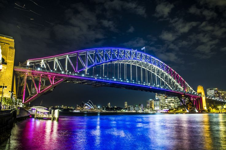 In pictures: Vivid Sydney 2014