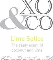 XO and Co. Soy candles and wedding bonboniere |  Lime Splice