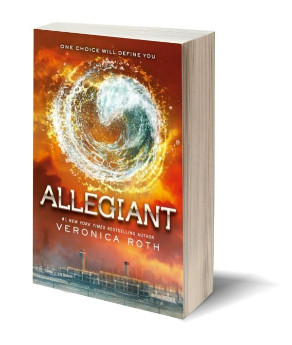 Allegiant (Divergent Book 3) is complete and off to the printers! – DIVERGENT Fansite