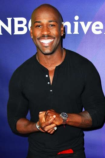 Dolvett Quince  When he's not helping contestants on The Biggest Loser push past the pain, celebrity trainer Dolvett Quince is whipping your favorite celebs into shape at his Atlanta gym and stealing hearts all over the country. Hello, gorgeous!