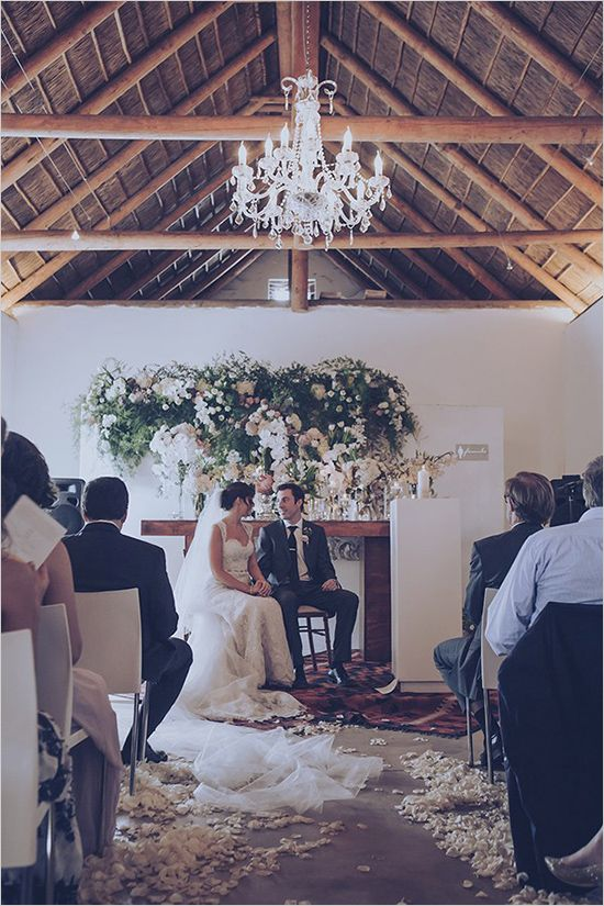 Over the top South Africa destination wedding that is stunning! #weddingchicks Captured By: Gavin Casey http://www.weddingchicks.com/2014/09/01/south-africa-destination-wedding/