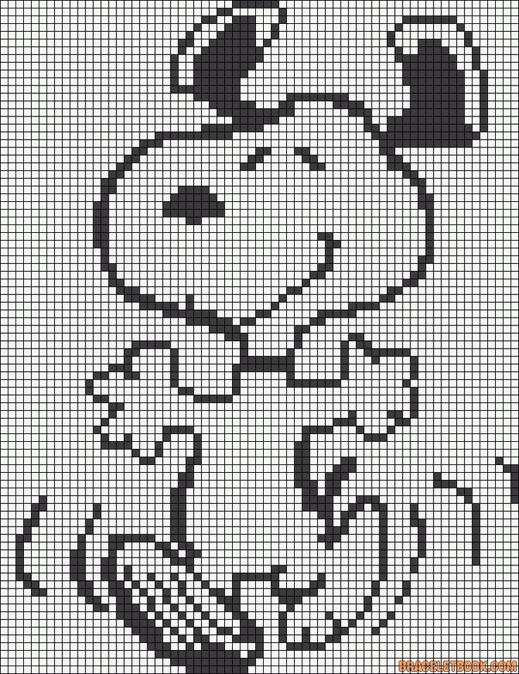 Alpha Pattern #3001 added by love4cats. TJ Nick has a great variety of Peanuts Cross Stitch patterns.