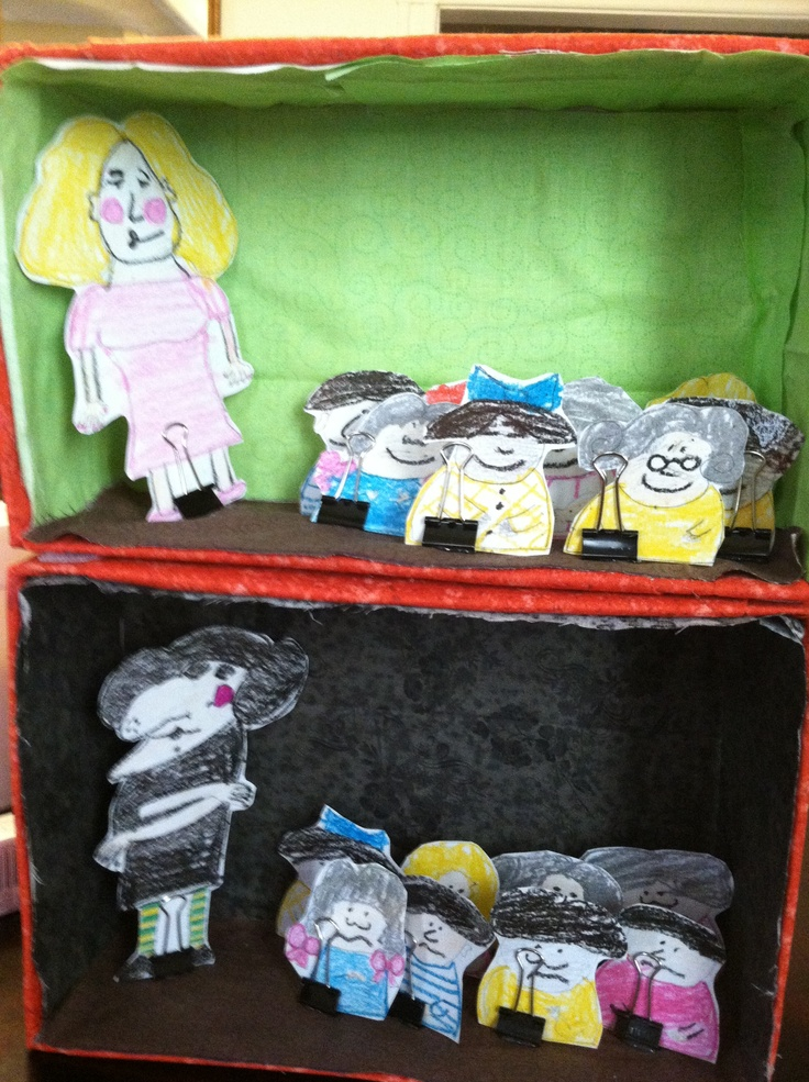 17 Best images about Miss Nelson Book Activities on Pinterest ...