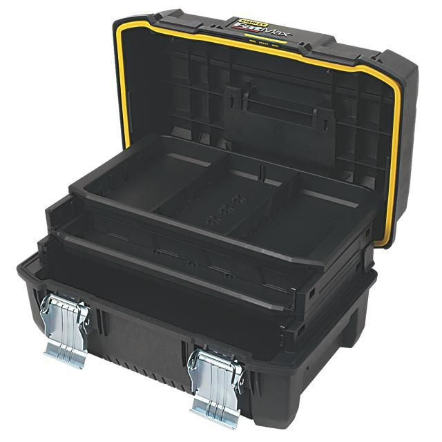 """Stanley FatMax 18"""" Cantilever Tool Box: Images 