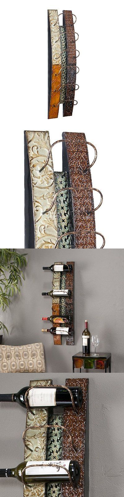 Wine Racks and Bottle Holders 20689: Adriano Wall-Mount Wine Storage New -> BUY IT NOW ONLY: $48.29 on eBay!