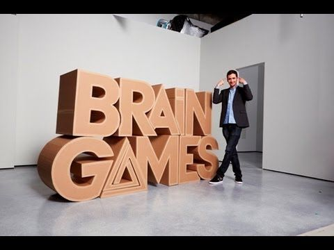 Brain Games is a reality television series that discusses and explores the components of the human brain. Hosted by Jason Silva, the show uses experts in cog...