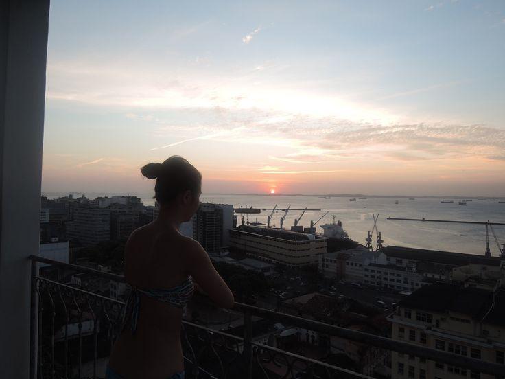 #sunset #salvador #travel