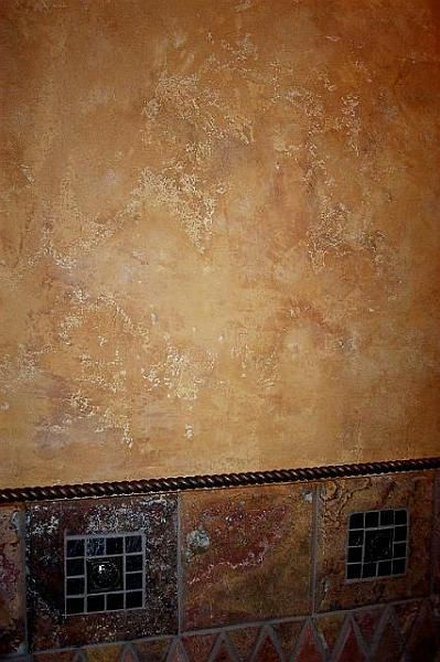 Great wall love the colors crazy for tuscan pinterest Faux finishes for kitchen walls