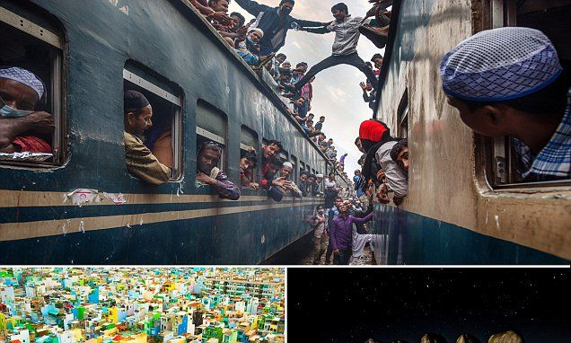 Stunning snaps in National Geographic's travel photo contest