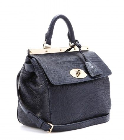 perfect black mulberry bag
