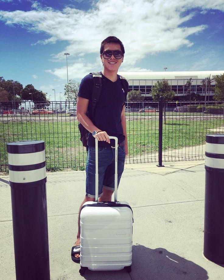 Flight again! See you next time Brisbane and Gatton!!!! Long time no see Cairns!! #Gatton #Queensland #Brisbane #Cairns #Australia #airport #tigerair #greatbarrierreef #domestic #delay #flight #fly #lover # by mr_chupig http://ift.tt/1UokkV2