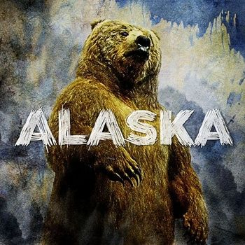 Indie band from New zealand #Alaska EP cover.