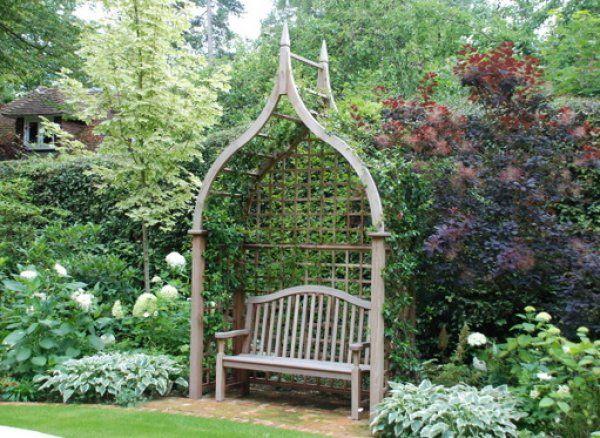 Gothic Seat Arbour