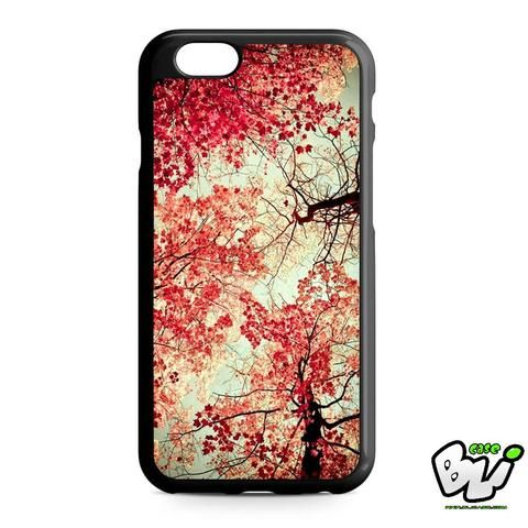 Autumn Leaf Cherry Blossoms iPhone 6 | iPhone 6S Case