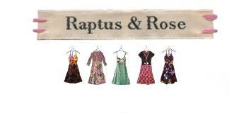 Raptus & Rose: vintage design and dress