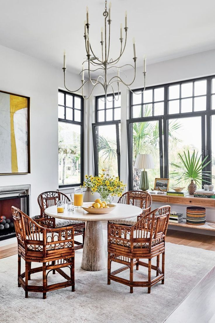 224 best Dining Rooms images on Pinterest | Cottage and Square feet