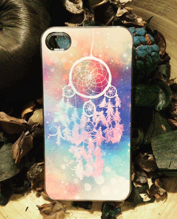 Magiczny łapacz snów na Twój telefon. #etui #case #obudowa #łapaczsnów #sen #telefon #kolor