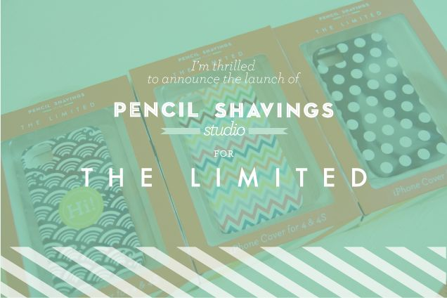 The Limited and PSS: Pencil Shaving, Shaving Studios