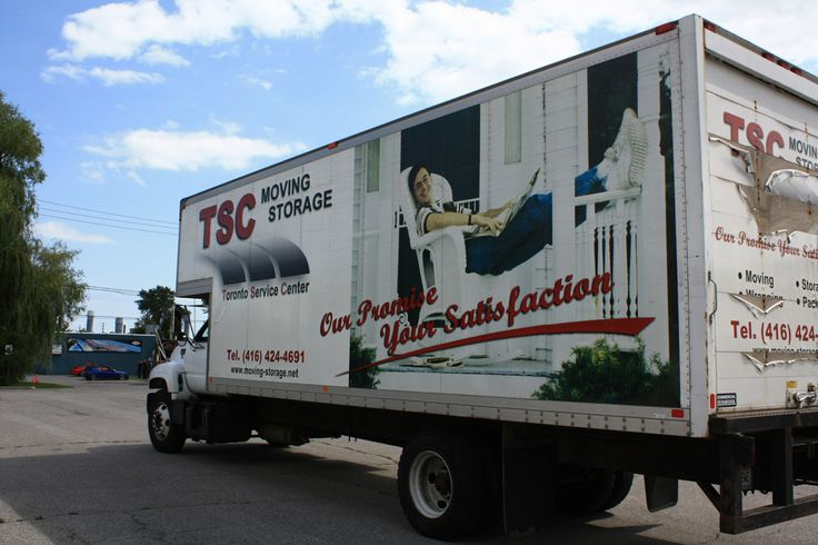 Toronto Movers and Packaging Services