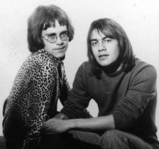 Two English guys both answer an ad, having never met. Bernie Taupin wrote the lyrics, Elton sang. Bernie sat in a room and wrote, if Elton couldn't do anything with lyrics in TEN minutes, they were trashed. They changed the world.