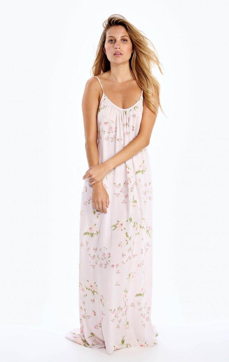 Wildfox Couture Pink Petals Margarette Dress