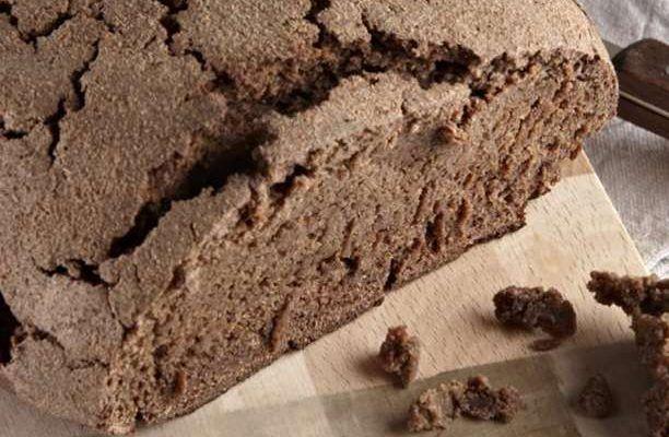 ψωμι χαρουπαλευρο