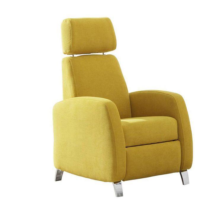 25 ide terbaik sillon reclinable di pinterest sofa - Sillon home cinema ...