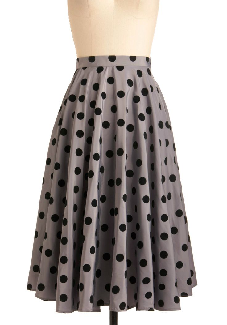 Give Us a Spin skirt