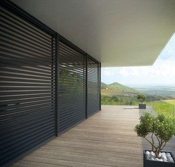 Las 25 mejores ideas sobre tipos de persianas en for Viviendas sobre terrazas
