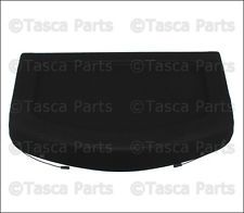BRAND NEW OEM BLACK CARGO AREA PACKAGE TRAY COVER ASSEMBLY 2010-2013 MAZDA 3