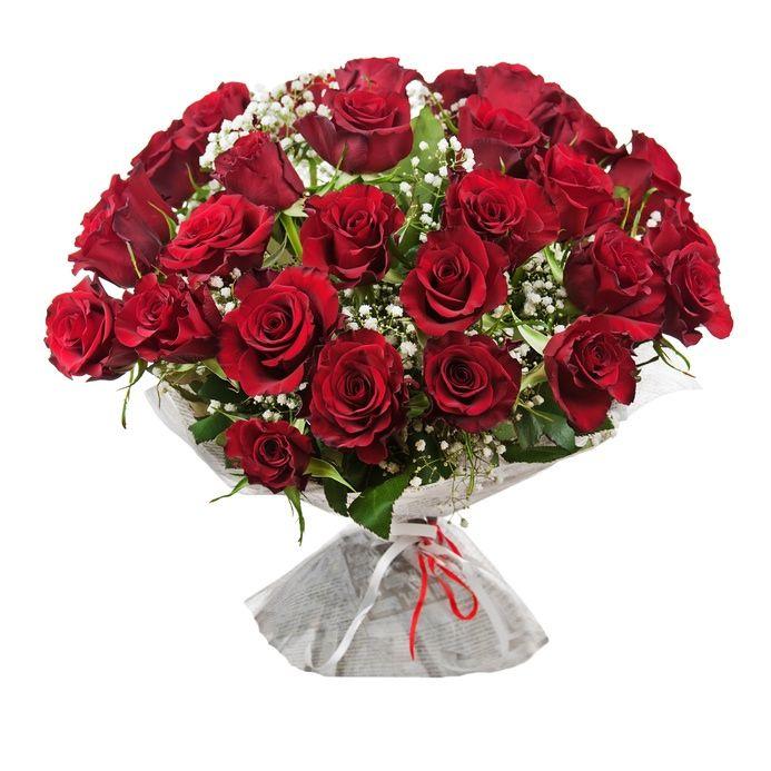 Stupisci la persona del tuo CUORE con un bellissimo BOUQUET di ROSELLINE ROSSE e verde di stagione, sapientemente confezionato dai nostri fioristi professionisti. Un ottimo suggerimento per donare un BOUQUET ROMANTICO...