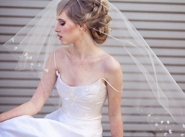 Ποιος είναι ο σωστός τρόπος για να φορέσεις το πέπλο στο γάμο σου; - Food | Ladylike.gr