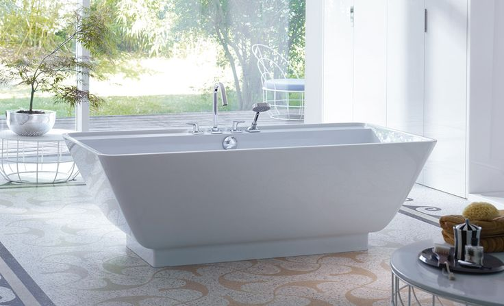 16 best Freestanding baths images on Pinterest   Freestanding bath ...